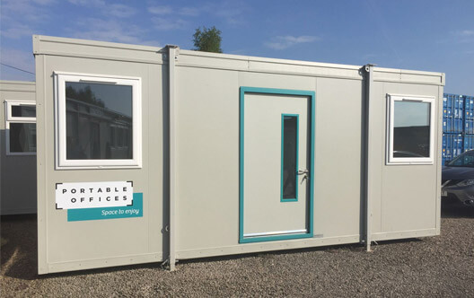 Portable Offices Site Offices Temporary Buildings For