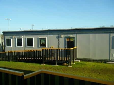 Classroom Building (Unit Ref: 3443)
