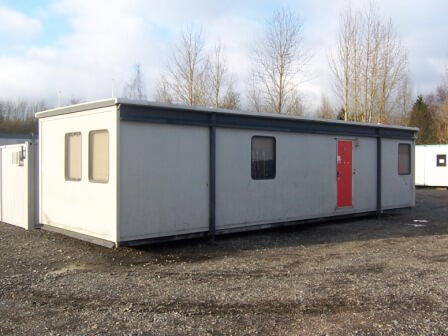 40ft Portakabin Pullman Portable Office (Unit Ref: 3695)