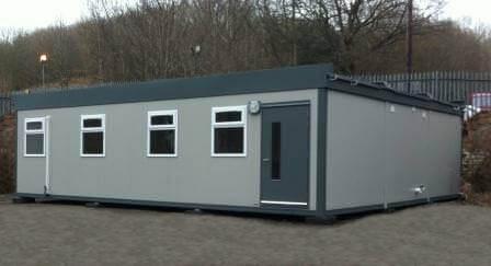 Mobile Portable Single Classroom (Unit Ref: 4445)