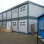 two storey classroom