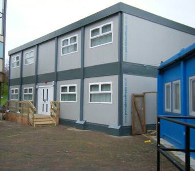Mobile Two Storey Classroom (Unit Ref: 5645)