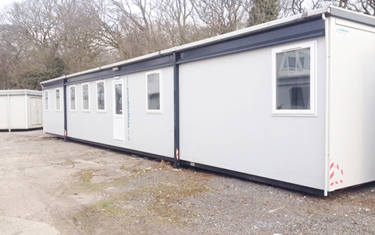 60ft x 13.6ft Portakabin Pullman Building (Unit Ref: 4427)