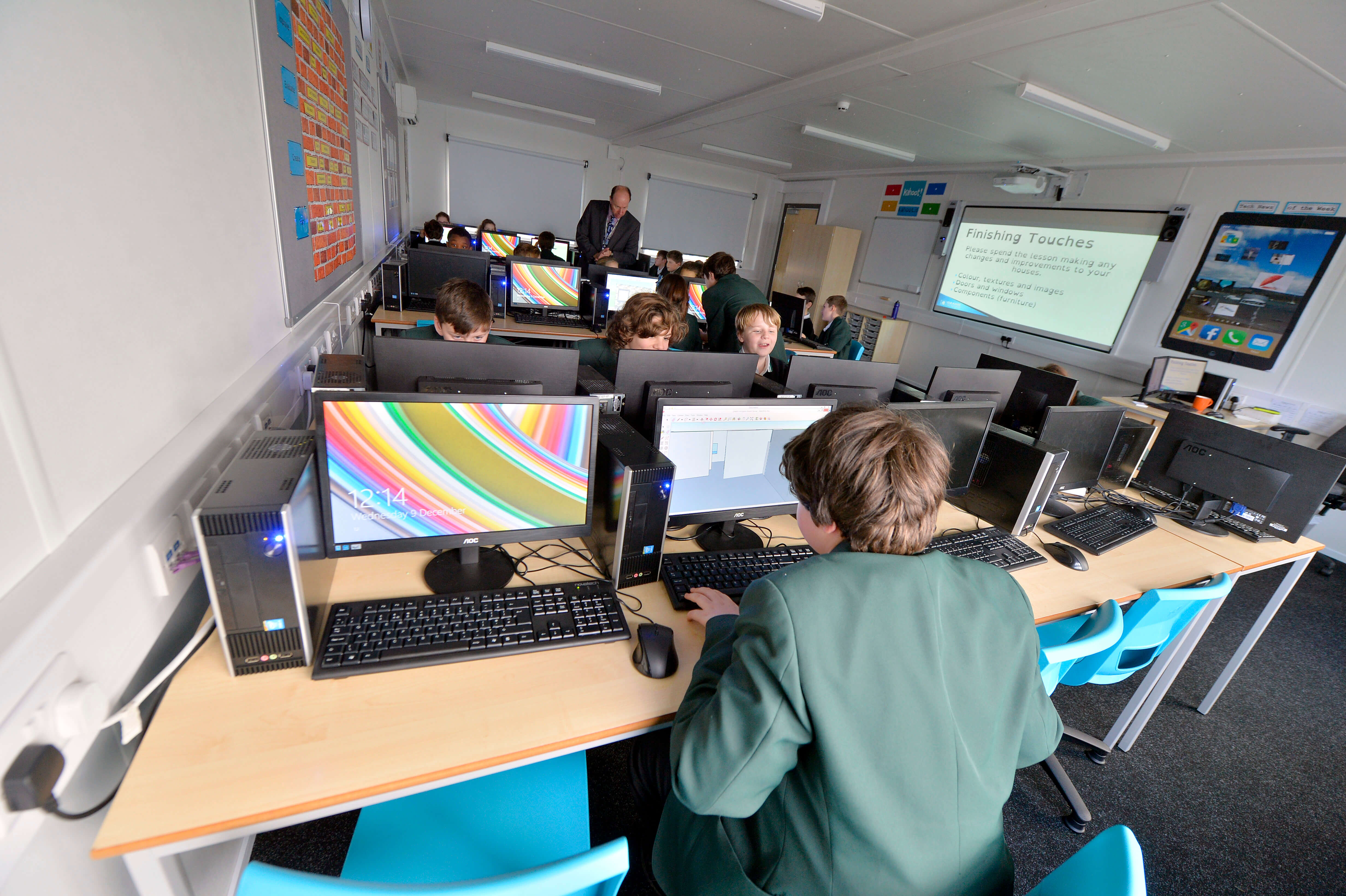 Modular Classroom Hire ~ It suites information technology portable offices