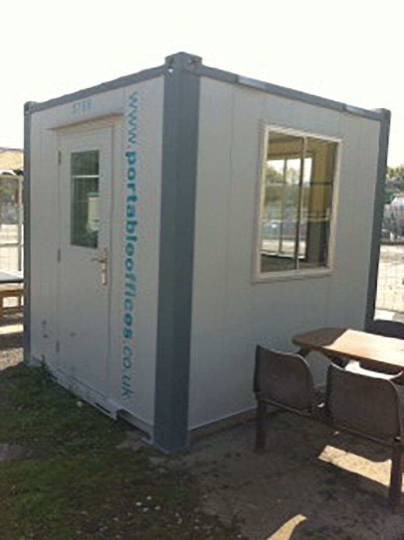 portable offices