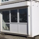 small sales office