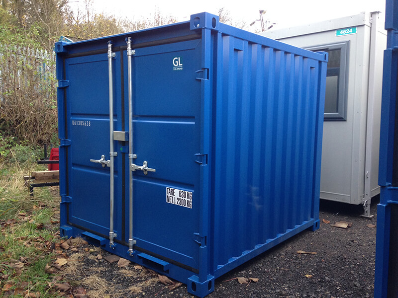 secure container