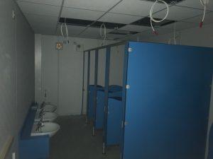 Nursery toilets