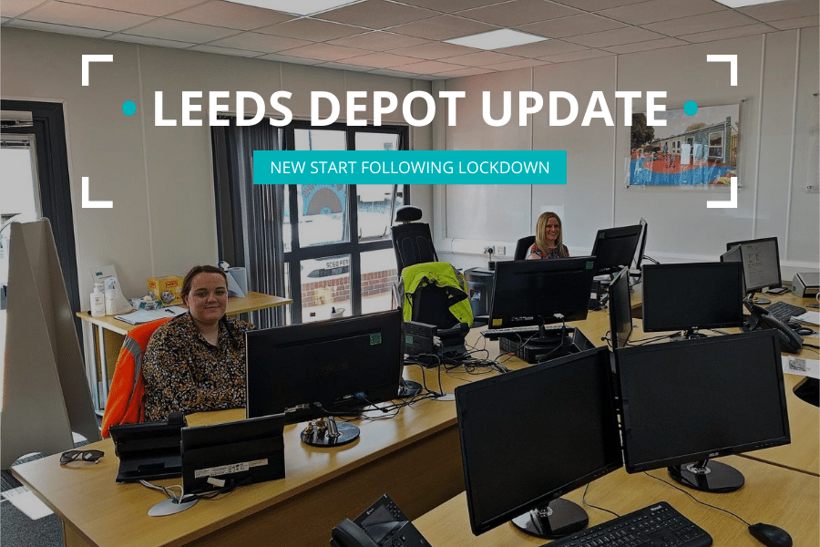 Leeds Depot Covid-19
